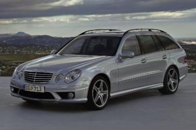 Image of Mercedes-Benz E 63 AMG T-Model