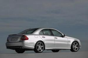 Picture of Mercedes-Benz E 63 AMG