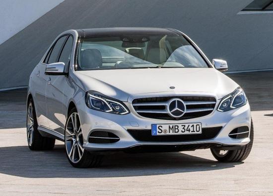 Image of Mercedes-Benz E350 Bluetec 9G-Tronic
