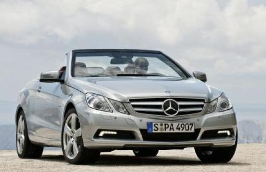 Image of Mercedes-Benz E350 Cabriolet