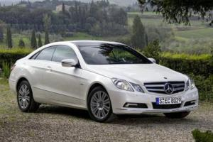 Picture of Mercedes-Benz E350 Coupe