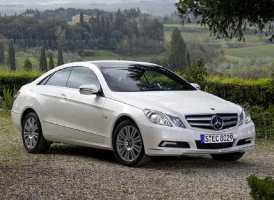 Image of Mercedes-Benz E350 Coupe