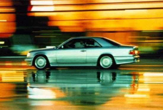 Image of Mercedes-Benz E36 AMG Coupe