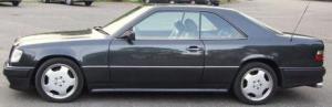 Photo of Mercedes-Benz E36 AMG Coupe C124