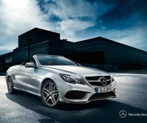 Picture of Mercedes-Benz E400 Cabriolet