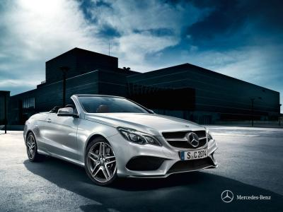 Image of Mercedes-Benz E400 Cabriolet