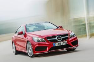 Picture of Mercedes-Benz E400 Coupe