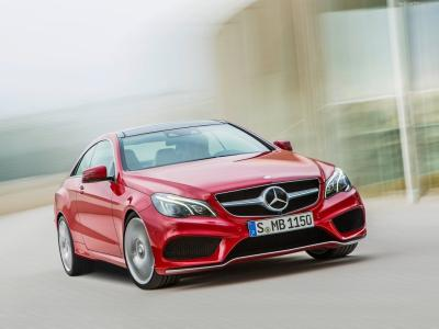 Image of Mercedes-Benz E400 Coupe