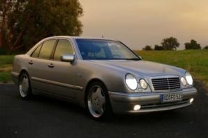 Picture of Mercedes-Benz E50 AMG