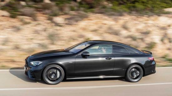 Image of Mercedes-Benz E53 AMG Coupé EQ Boost 4MATIC