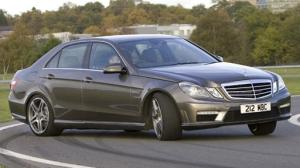 Photo of Mercedes-Benz E63 AMG