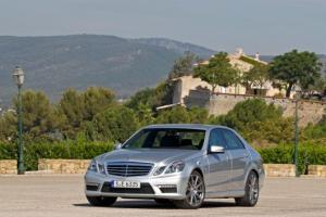 Picture of E63 AMG Performance Package