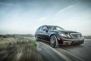 Picture of Mercedes-Benz E63 AMG T Performance Pack