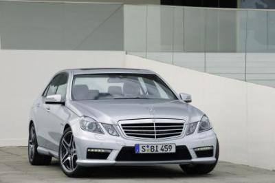 Image of Mercedes-Benz E63 AMG