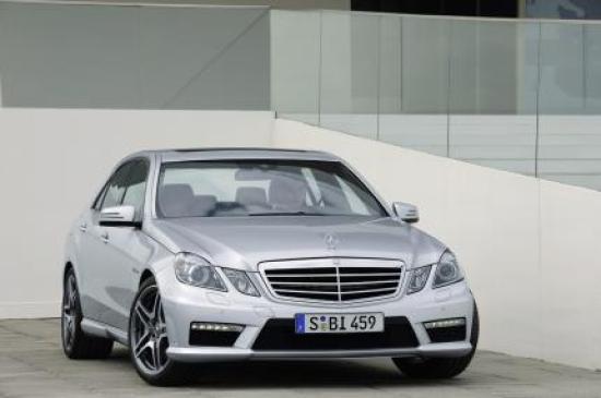 Image of Mercedes-Benz E63 AMG
