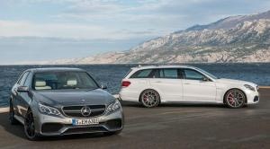 Photo of Mercedes-Benz E63s AMG S 4MATIC T-Modell