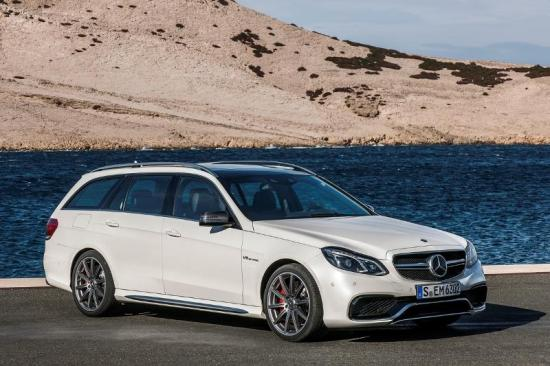 Image of Mercedes-Benz E63s AMG S 4MATIC T-Modell