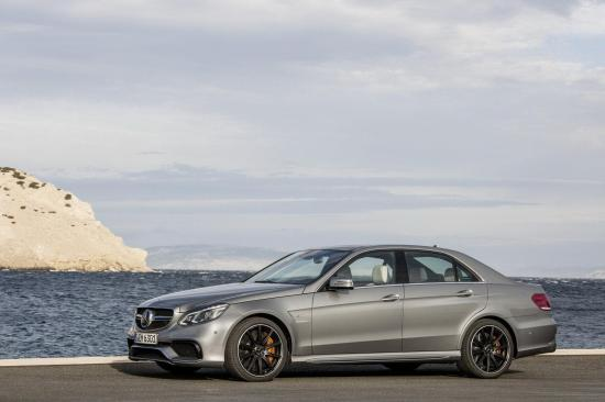 Image of Mercedes-Benz E63s AMG S 4MATIC