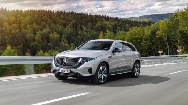 Image of Mercedes-Benz EQC