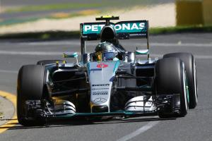 Picture of Mercedes-Benz F1 W07 Hybrid