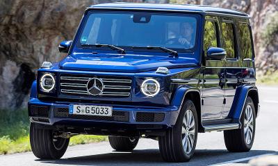 Image of Mercedes-Benz G 500