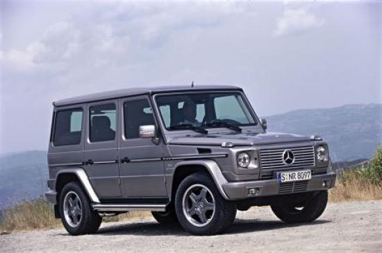 Image of Mercedes-Benz G 55 AMG