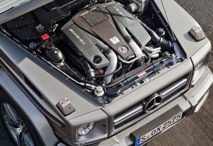 Photo of Mercedes-Benz G 63 AMG