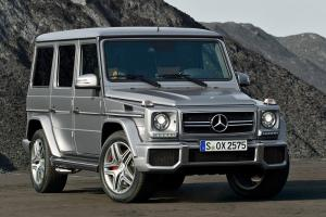 Picture of Mercedes-Benz G 63 AMG