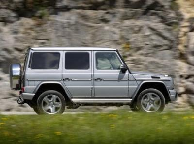 Image of Mercedes-Benz G 65 AMG