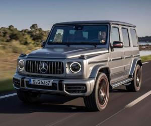 Picture of Mercedes-Benz G63 AMG (W463)