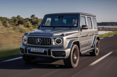 Image of Mercedes-Benz G63 AMG
