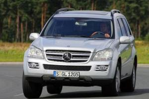 Picture of Mercedes-Benz GL 320 CDI