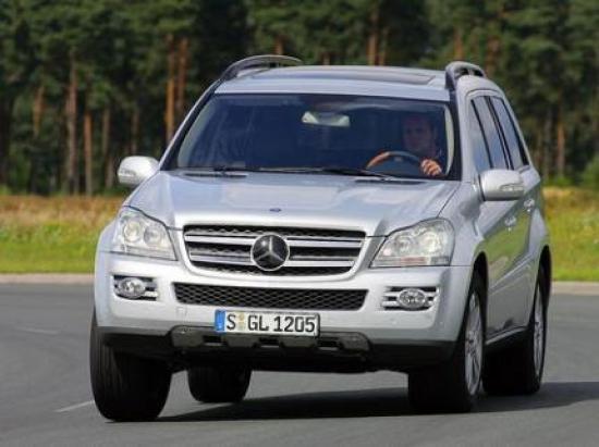 Image of Mercedes-Benz GL 320 CDI