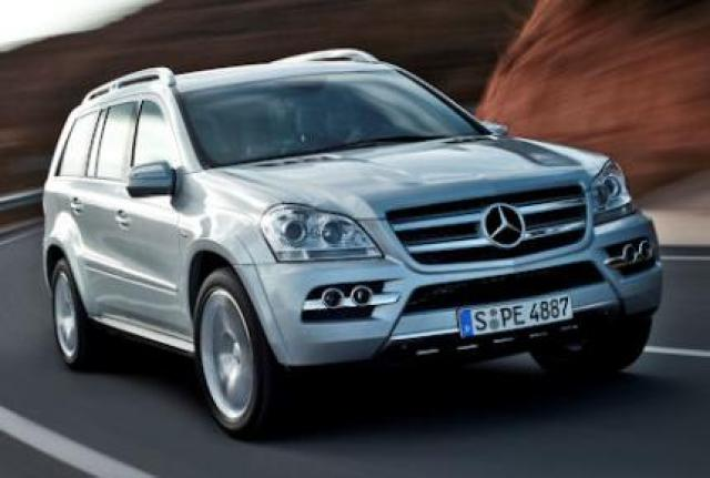 Mercedes Benz Gl 450 Cdi 4matic Laptimes Specs