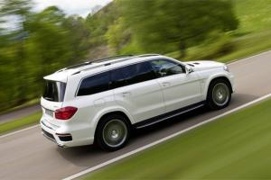 Picture of Mercedes-Benz GL 63 AMG
