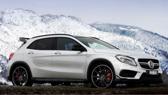 Image of Mercedes-Benz GLA 45 AMG