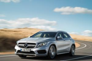 Picture of Mercedes-Benz GLA 45 AMG