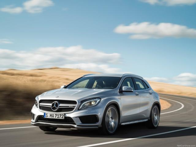 Image of Mercedes-Benz GLA 45 AMG