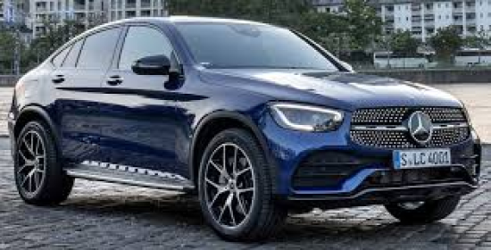 Image of Mercedes-Benz GLC 200 d Coupe