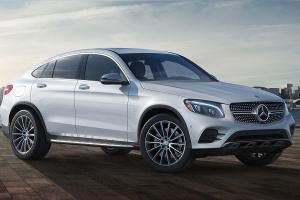 Picture of Mercedes-Benz GLC 300 Coupé 4Matic