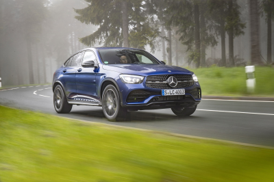 Image of Mercedes-Benz GLC 400 d Coupe