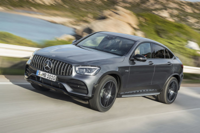 Image of Mercedes-Benz GLC 43 AMG Coupe