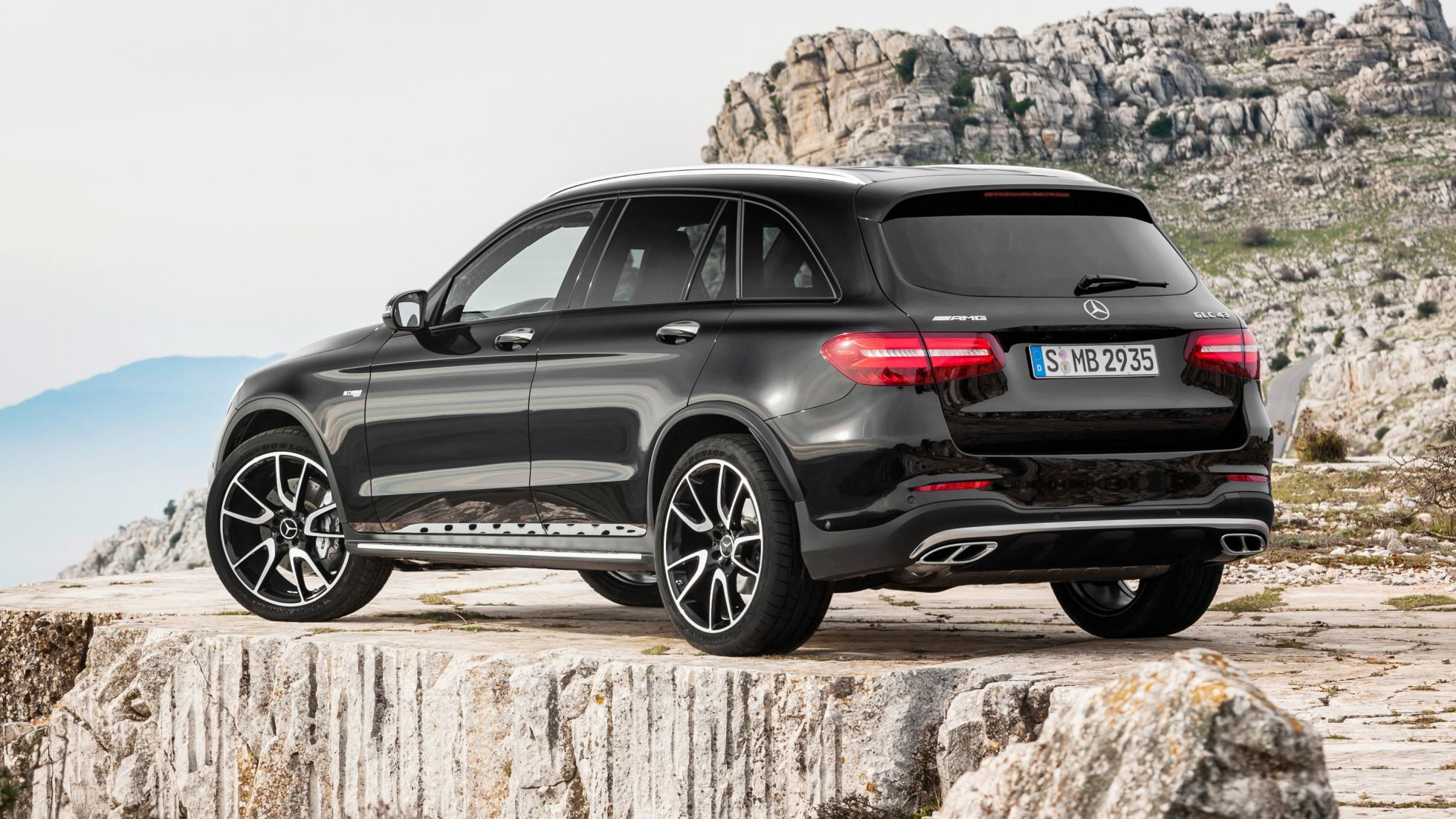 Glc 43 Amg >> Mercedes Benz Glc 43 Amg Laptimes Specs Performance Data