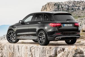 Picture of Mercedes-Benz GLC 43 AMG