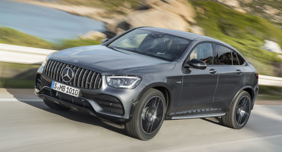 Image of Mercedes-Benz GLC 63 AMG Coupe