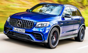 Photo of Mercedes-Benz GLC 63 AMG S
