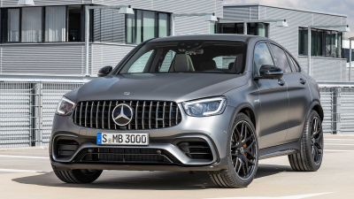 Image of Mercedes-Benz GLC 63 AMG S Coupe