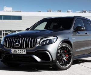 Picture of Mercedes-Benz GLC 63 AMG S
