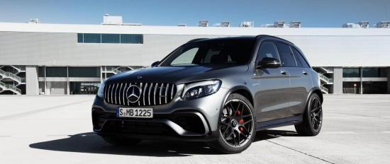 Image of Mercedes-Benz GLC 63 AMG S