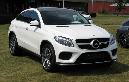 Image of Mercedes-Benz GLE 350 d Coupe